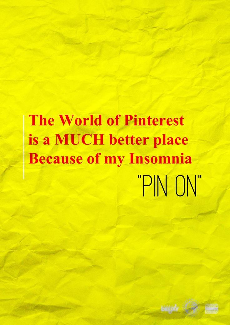 insomnia funny quote pinterest Funny quotes Pinterest