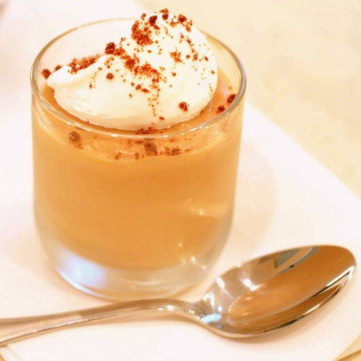 Salted Caramel Custard recipe ~ Sara's Kitchen Addiction