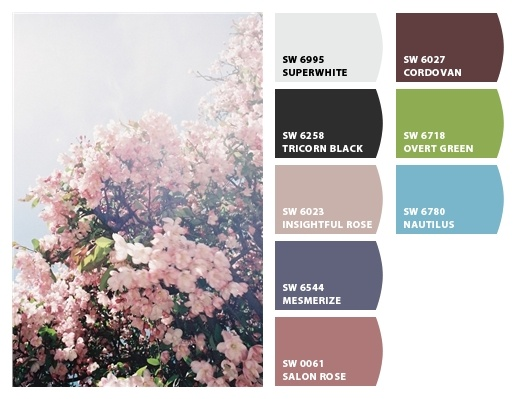 Pin by mrs jimmy page on muted tones pinterest - Muted purple paint colors ...