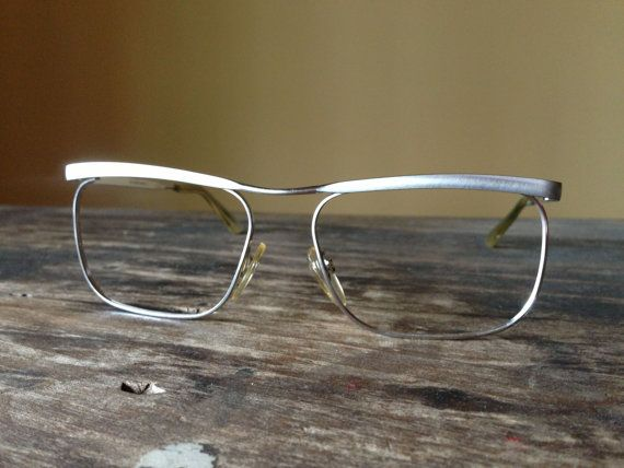 Eyeglass Frames German : Mid Century German Made Eyeglass Frames 1950s Carlton ...
