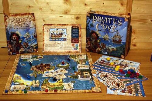 остров сокровищ настольная игра