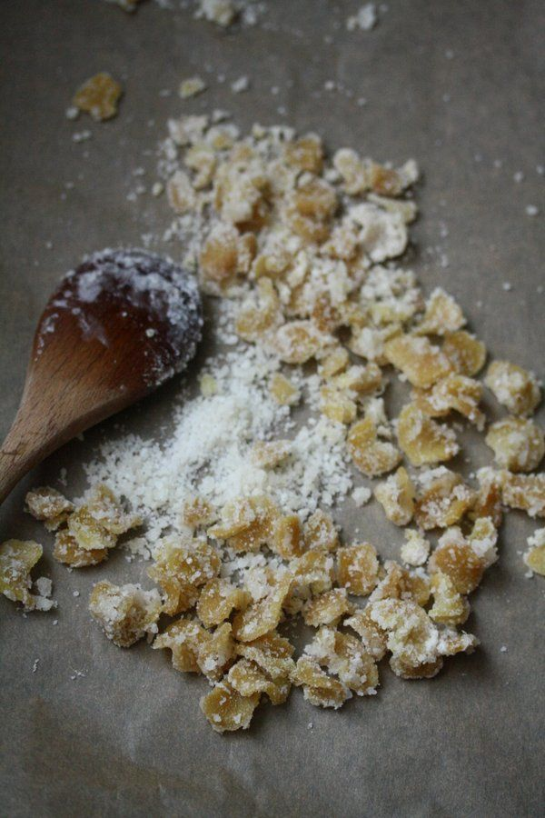 "Homemade Candied Ginger. | ..."" Patisserie ""... 