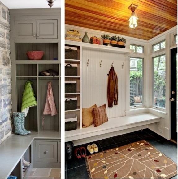 Amazing entryway benches with storage solution we know for Solution rangement entree