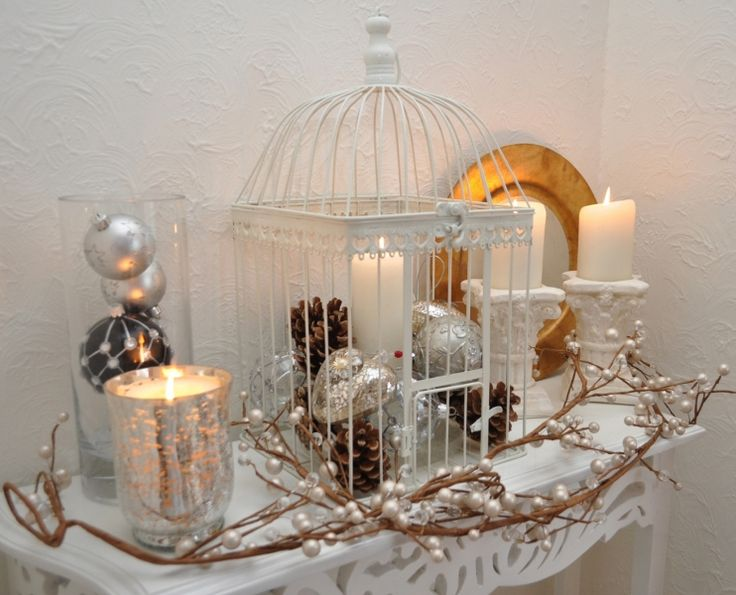 Pin by kayla stallard on holiday pinterest for Birdcage bedroom ideas
