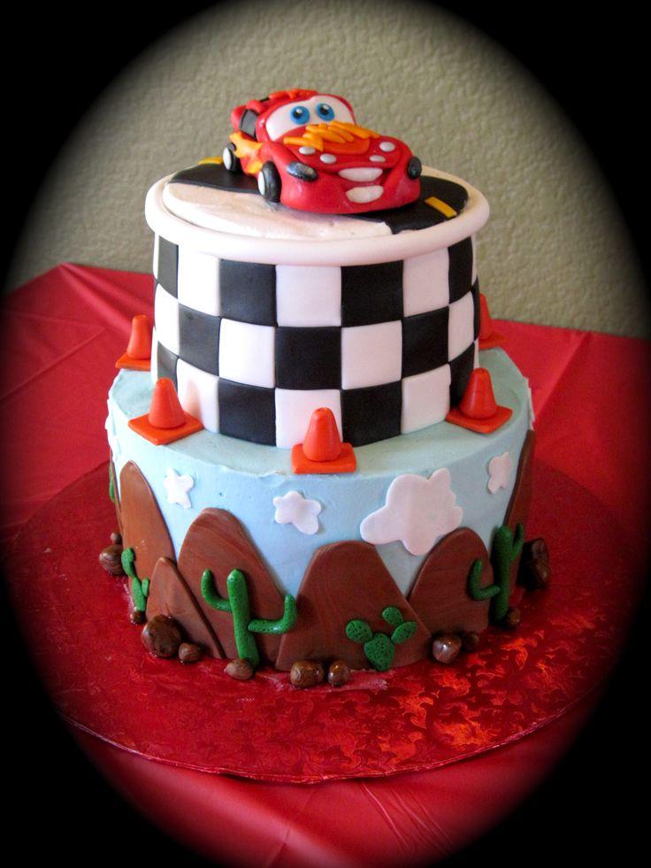 cars theme birthday cakes visit us on pinterest disney cars party Car ...