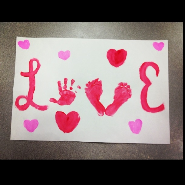 valentine day arts and crafts preschool