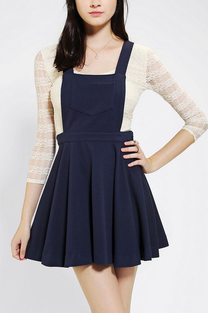 Overalls Skirt 38