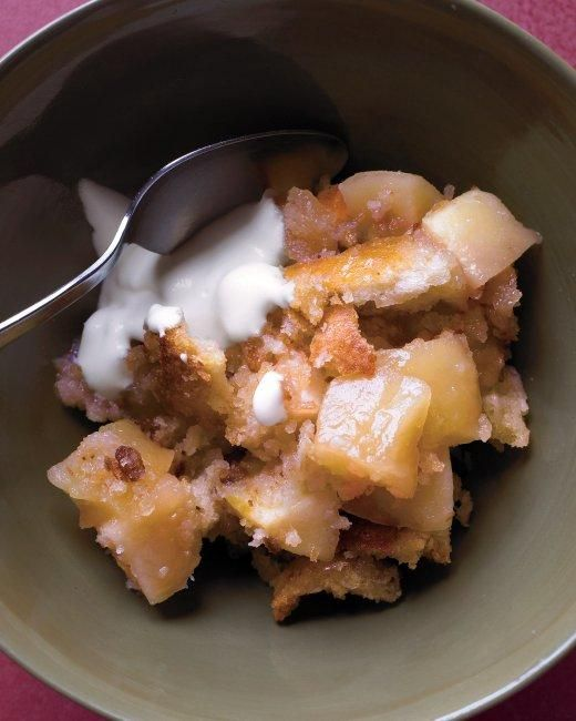 Apple Betty Recipe