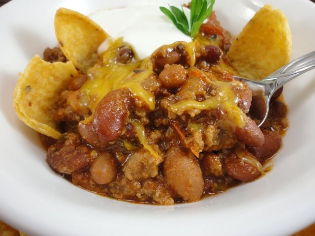 Porter House Frito Chili Pie | The Porter House Grille | Pinterest