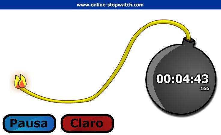 ¡¡Cronometro bomba!!