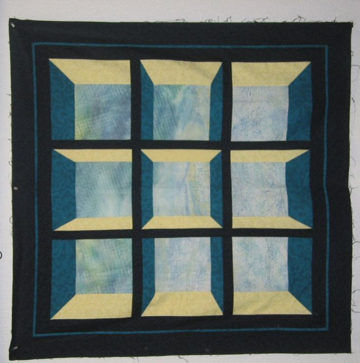 Attic window examples quilts pinterest for Window quilt