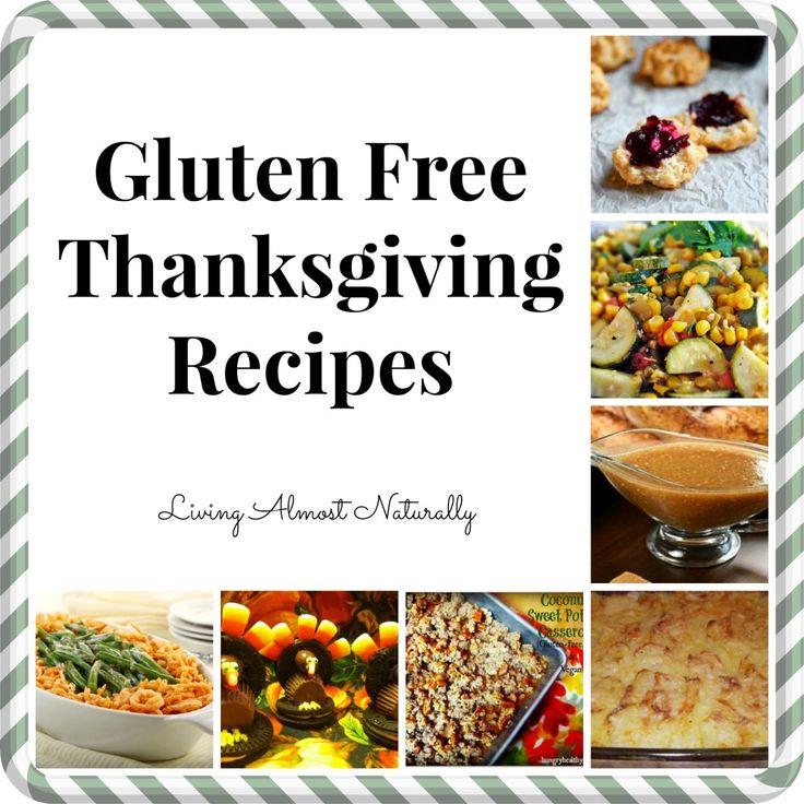 Gluten Free Thanksgiving Recipe Roundup!   Thanksgiving/Fall Food   P ...