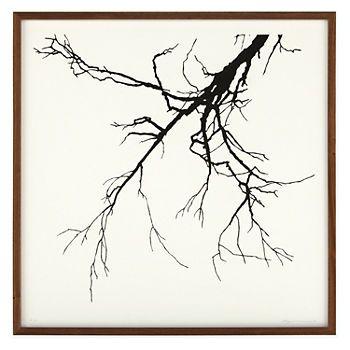 Ayomi yoshida tree 74 i 2012 limited edition wall art