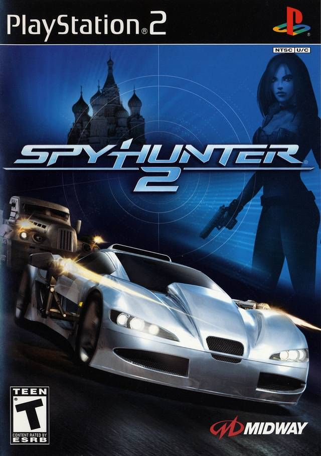Spy hunter 2 sony playstation 2 game