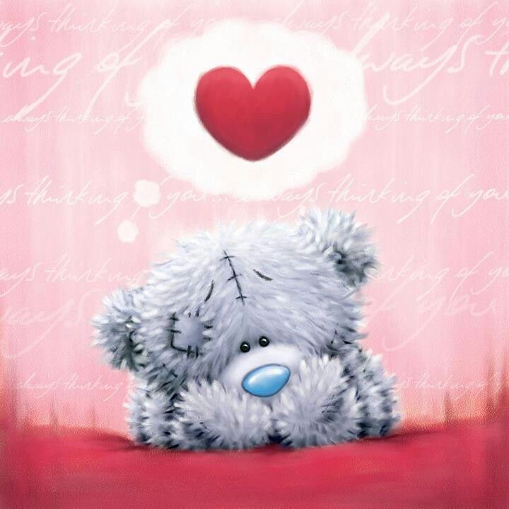teddy bear with heart for valentine's day