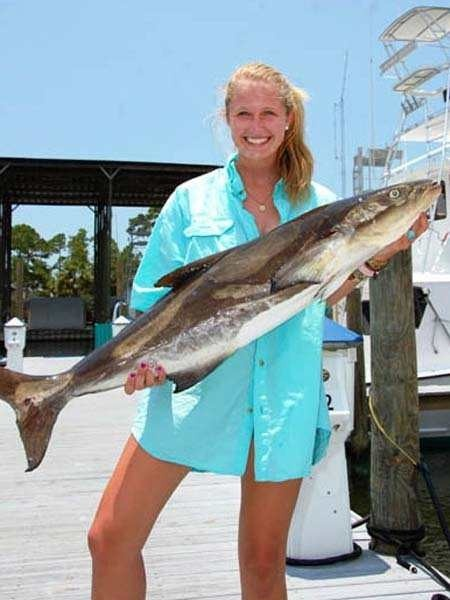 Fishing on the largest pier in the gulf of mexico gulf for Pier fishing gulf shores al