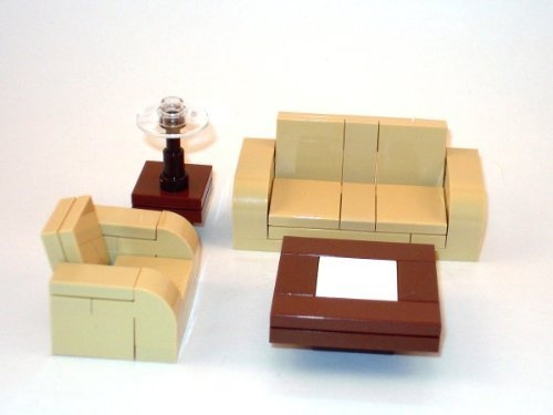 Pin By Interior Bricks On Lego Furniture Pinterest