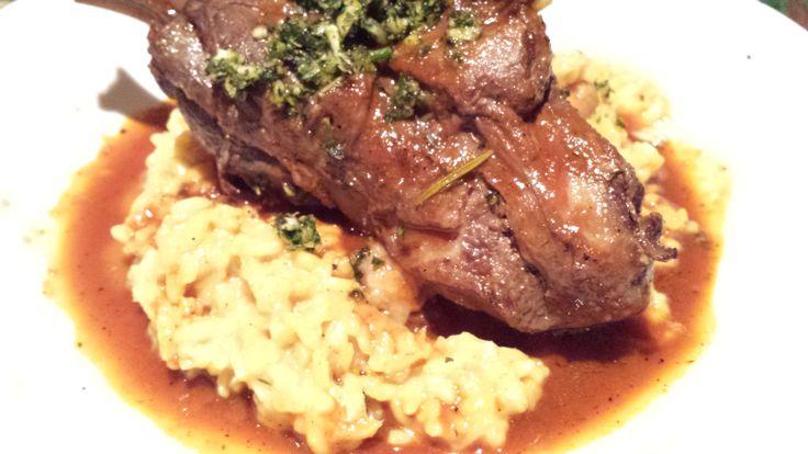 stinco braised and roasted pork shanks recept braised lamb shanks ...
