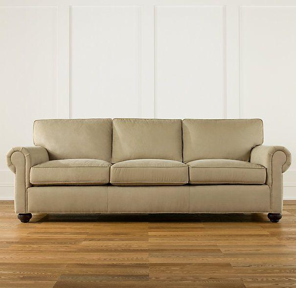 Lancaster Sofa From Restoration Hardware Sofa So Good