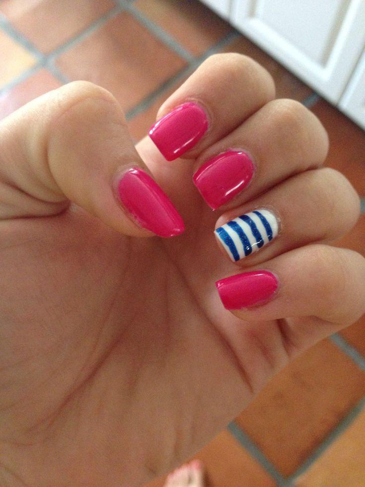 DIY gel manicure | Nail Ideas | Pinterest