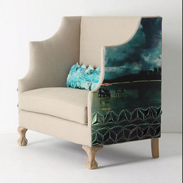 Anthropologie furniture