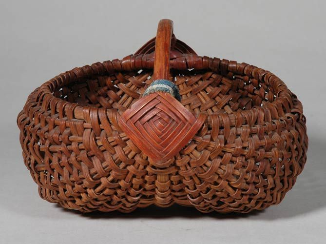 Basket Weaving Types : Pin by amy sovoda on baskets and brooms