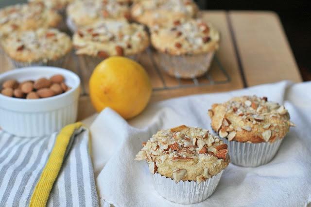 ... Lemon Ricotta Muffins (rice flour, sorghum flour, potato starch