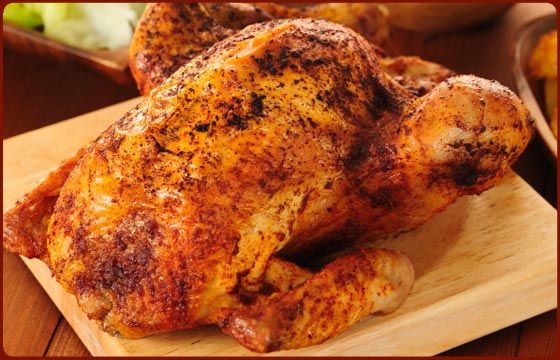 Peruvian Roasted Chicken With Green Sauce - Traeger Grill Recipes