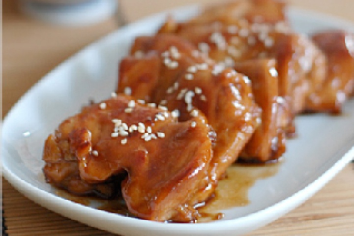 Baked Teriyaki Chicken | Main Dish - Chicken | Pinterest