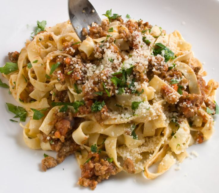Italian Bolognese Sauce | Made this tonight with garden tomatoes and ...