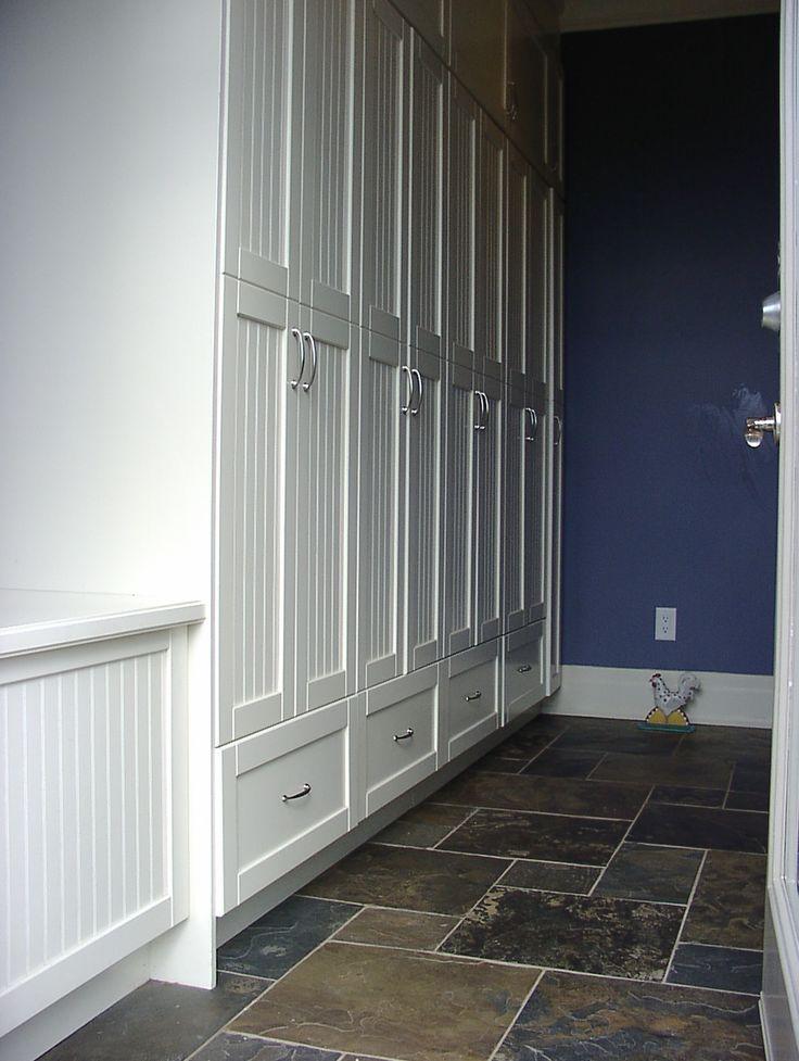 Mudroom Lockers Barndominiums Pinterest