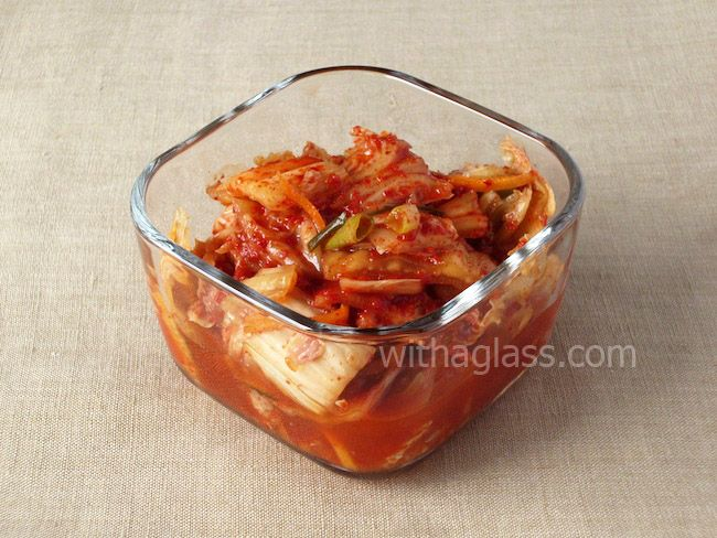 easy kimchi | Asian food | Pinterest
