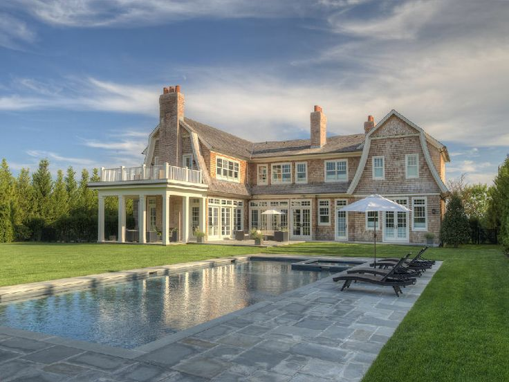 Nantucket Shingle Style Home