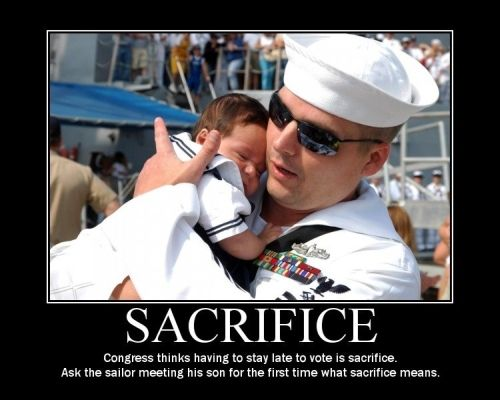 Quotes About Military Sacrifice Quotesgram