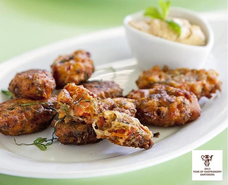 Tomato Fritters | Foodie Heaven | Pinterest