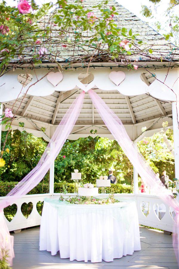 shabby chic wedding  //  chelsea elizabeth photography