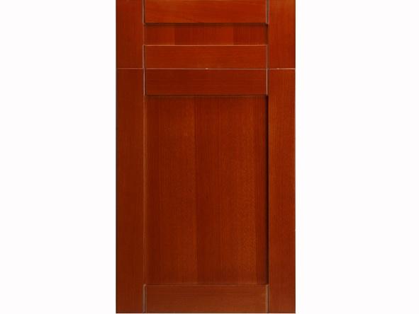 Wood veneer kitchen cabinet door no more kitsch en for Kitchen cabinets no doors