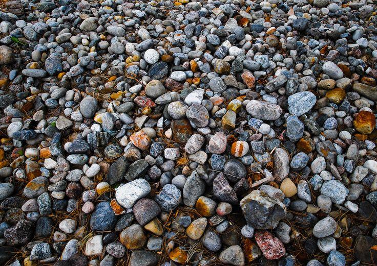 more river rocks