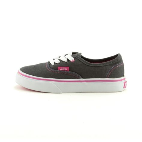 YouthTween Vans Authentic Skate Shoe in Grey Pink Purple at Journeys