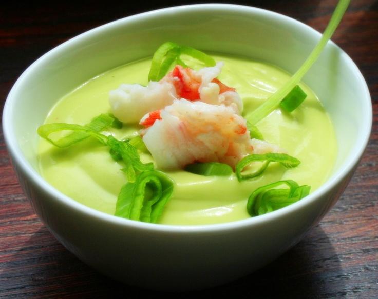 chilled soup | Soups | Pinterest