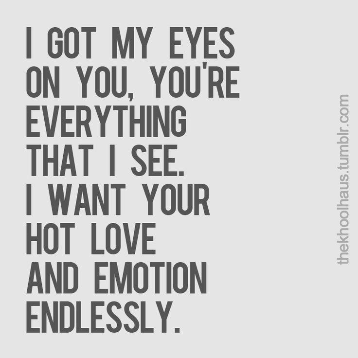 you re my everything lyrics: