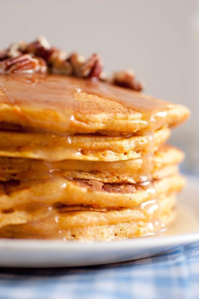 Carrot Cake Pancakes | Recipe