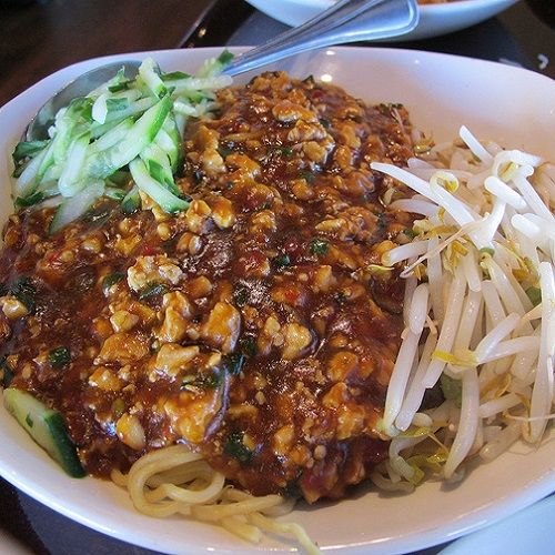 Chang's Dan Dan Noodles Recipe | Asian Cooking | Pinterest