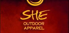 Nice outdoor clothes for women