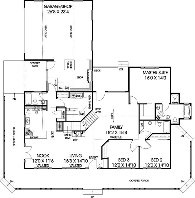 the perfect house  Floor plans  Pinterest