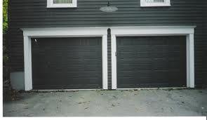 garage door molding home exterior makeover pinterest