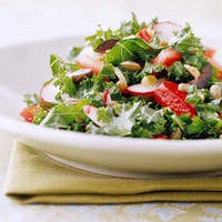 Kale Salad | diabeticliving.com