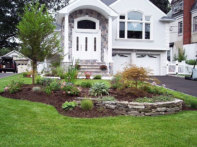 front yard landscaping ideas on a budget landscaping