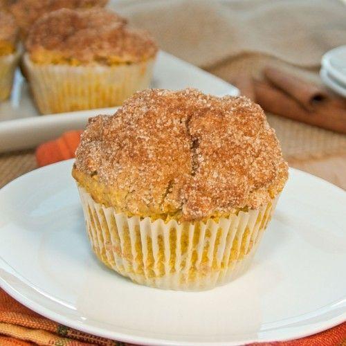Sweet Pea's Kitchen » Pumpkin Doughnut Muffins