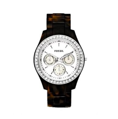 This is the best watch yet! Fossil outdid themselves this time. This is a watch you can wear with anything, anytime. Lots of compliments. It's comfortable and sophisticated! I love it!
